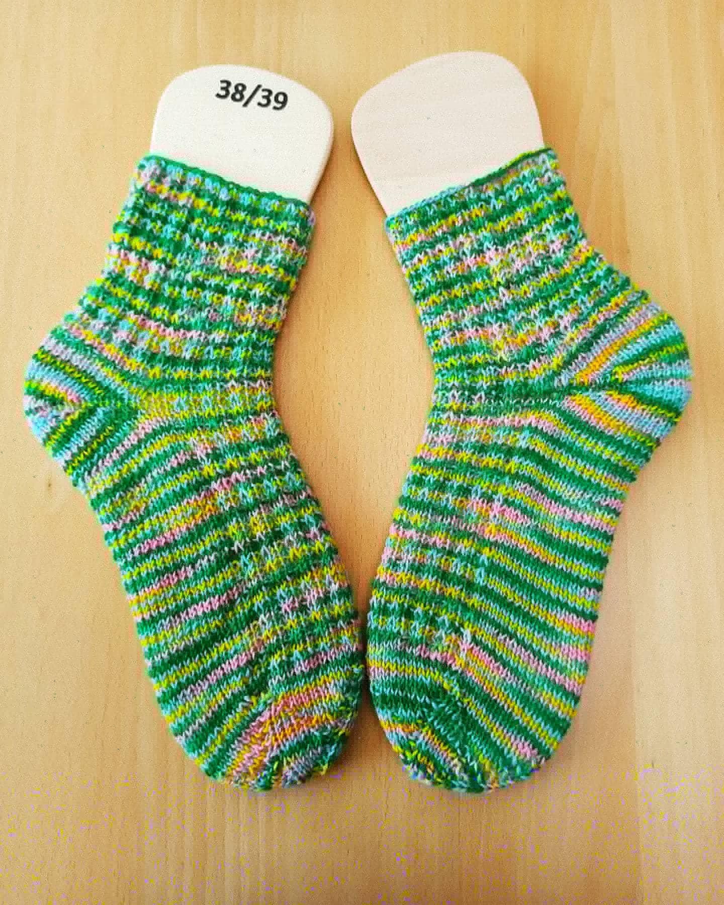 Trick Gegen Rutschende Socken